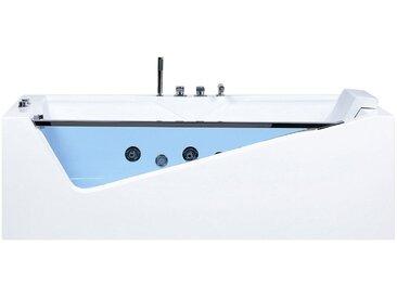 Whirlpool-Badewanne mit LED MARQUIS