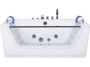 Whirlpool-Badewanne mit LED FRIGATE