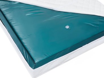 Wasserbettmatratze Mono 180 x 200 x 20 cm Unberuhigt