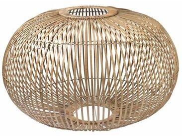 Lampenschirm Zep aus Bambus, Ø68 cm