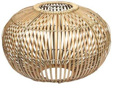 Lampenschirm Zep aus Bambus, Ø48 cm