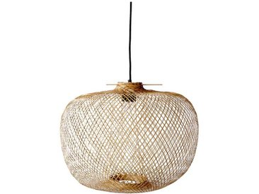 Deckenlampe Pendant aus Bambus, Ø42 cm