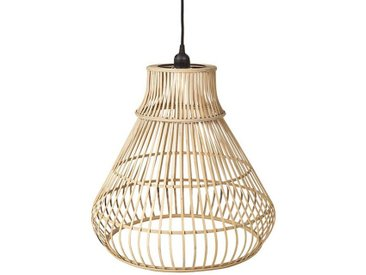 Lampenschirm Zamba aus Bambus, Ø58 cm