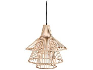 Deckenlampe aus Bambus, Ø47 cm