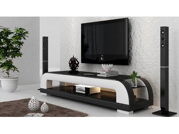 Designer TV-Board - Bologna Farbe, Material & Maße frei wählbar - viele Extras