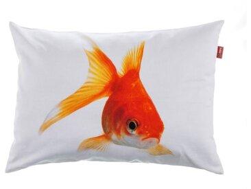 Deko-Kissenhülle Red Fish 60x40cm