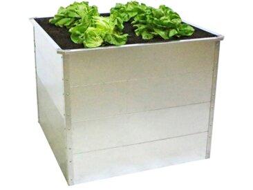 Hochbeet 'Steel Cube' aus hochwertigem Stahlblech - in 3 Größen
