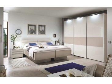 Schlafzimmer Studioline in sepia/sand