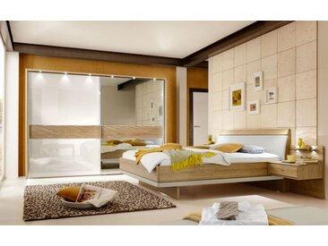 Schlafzimmer Wega in Eiche natur