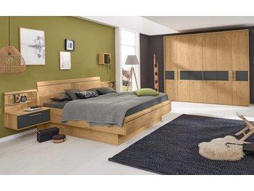 Schlafzimmer Montreal in Balkeneiche furniert