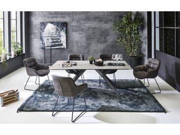 Stuhlgruppe Trinidad / Fluffy in Zement Design