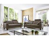 Garnitur Sofa Concept in stone, 3-Sitzer und 2,5-Sitzer