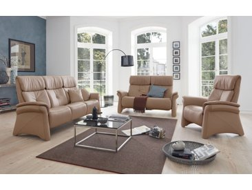 Garnitur 4792 in wood mit Sit & Relax Funktion