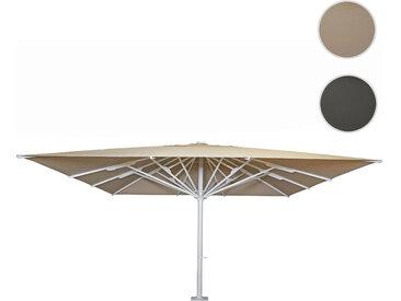 Gastronomie-Luxus-Sonnenschirm HWC-D20b, XXL-Schirm Marktschirm, 5x5m (Ø7,2m) Polyester/Alu 75kg
