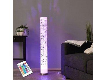 Design Design Stehleuchte inkl. LED RGB Beleuchtung und