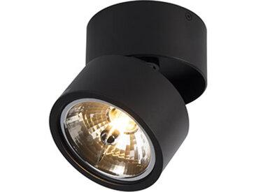 Industrie Moderner Spot schwarz verstellbar - Go Nine Tubo G9