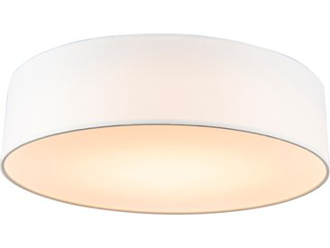 Modern Deckenleuchte weiß 40 cm inkl. LED - Drum LED (nicht