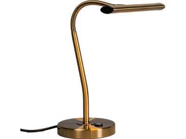 Design,Industrie,Modern Art Deco Bronze Tischlampe inkl. LED -