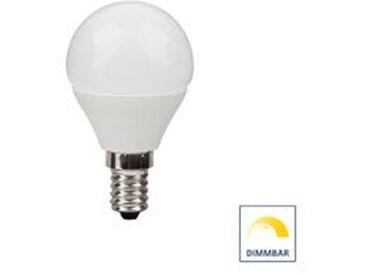 Sigor LED Kugellampe Ecolux E14, 6 W, 2700 K, dimmbar