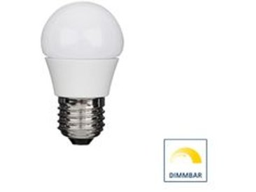 Sigor LED Kugellampe Ecolux E27, 6 W, 2700 K, dimmbar