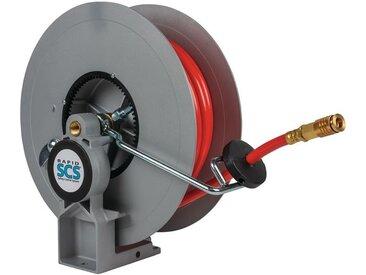 Schlauchaufroller f.Luft,Öl,Wasser L.20m Schlauchnennweite 10mm (3/8 Zoll) RAPID