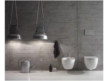 Wand-Bidet Globo ceramica 4all MDS09.BI | Weiß - Globo BI