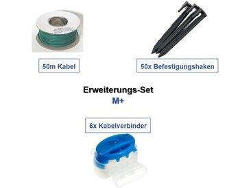 Erweiterung Set M+ kompatibel mit Kärcher Mähroboter RLM 4 ® Kabel Haken Verbinder Paket Kit