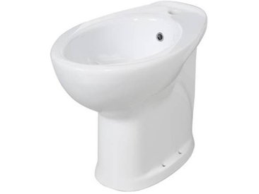 Idral Bidet für Behinderte aus ketamik serie Easy 10207 | weiß