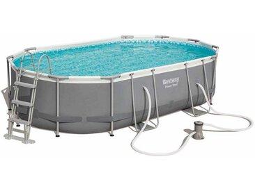 Schwimmbad Pool Oval 488x305x107cm Bestway 56448