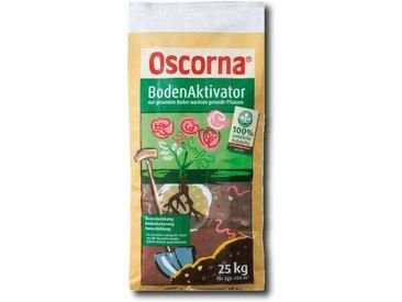 Bodenaktivator 25 kg Boden Verbesserer Natur Dünger Gemüse Obst Rasen - Oscorna