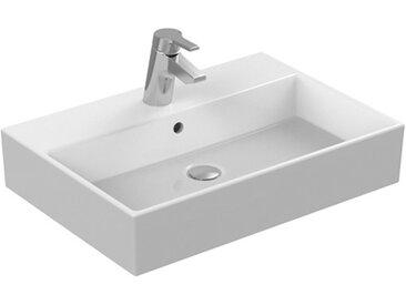Ideal Standard Strada Aufsatzwaschtisch 600mm, mit Hahnbank K0781, Farbe: Weiß - K078101