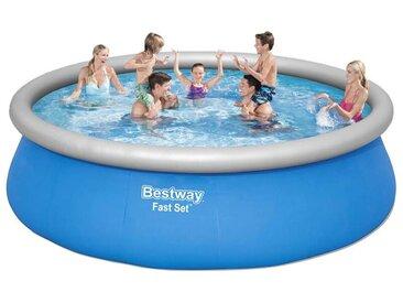 Bestway 57289 Fast Set Rund Aufstellpool 457x122 cm