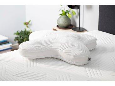Nackenstützkissen, TEMPUR All-Around CoolTouch, Tempur, Füllung: Viscoschaum, Bezug: CoolTouch-Bezug weiß, 50x60 cm weiß Allergiker Kopfkissen Bettdecken, Unterbetten
