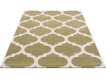 Teppich, Fenris, Home affaire, rechteckig, Höhe 12 mm, maschinell gewebt 8, 280x390 cm, mm grün Schlafzimmerteppiche Teppiche nach Räumen