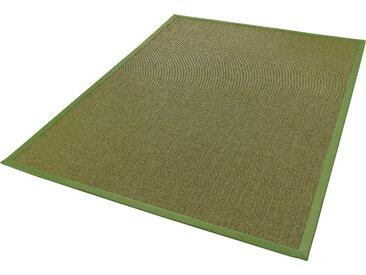 Dekowe Sisalteppich Mara S2, rechteckig, 5 mm Höhe, Flachgewebe, Obermaterial: 100% Sisal, Wohnzimmer 6, 200x290 cm, grün Schlafzimmerteppiche Teppiche nach Räumen
