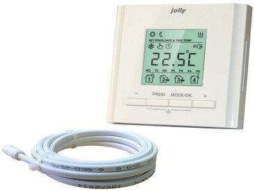 bella jolly Raumthermostat Elektroheat comfort, für Fußbodenheizungen Einheitsgröße weiß Thermostate Heizen Klima