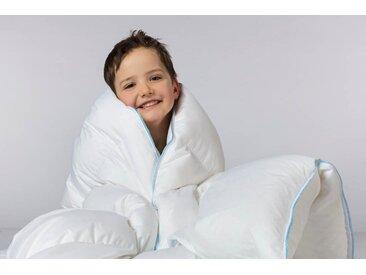 Schäfer pur öko Daunenbettdecke PURÖKO, polarwarm, (1 St.), klimaneutrales Produkt B/L: 135 cm x 200 cm, polarwarm beige Allergiker Bettdecke Bettdecken Bettdecken, Kopfkissen Unterbetten