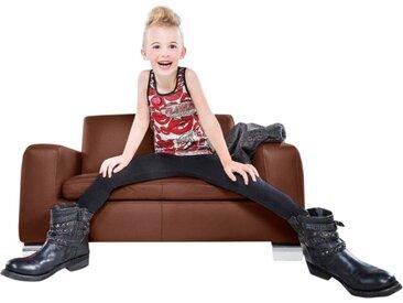 W.SCHILLIG 2-Sitzer francesca mini, Kindersofa mit Metallfuß, Breite 102 cm B/H/T: x 54 52 braun Sofas Einzelsofas Couches