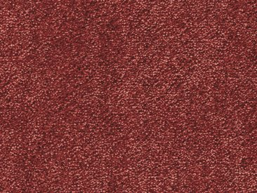 Vorwerk Teppichboden SUPERIOR 1064, rechteckig, 11 mm Höhe, Soft-Glanz-Saxony, 500 cm Breite B: cm, 1 St. rot Bodenbeläge Bauen Renovieren