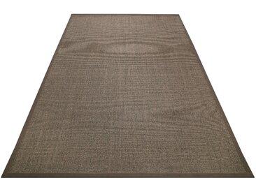 Wecon home Basics Sisalteppich Ansgar, rechteckig, 6 mm Höhe, Wohnzimmer 8, 300x400 cm, grau Schlafzimmerteppiche Teppiche nach Räumen