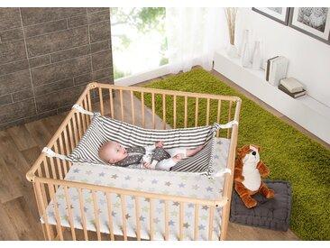 Geuther Hängematte Chilli Einheitsgröße grau Baby Laufgittereinlagen Babygitter Babymöbel Hängematten