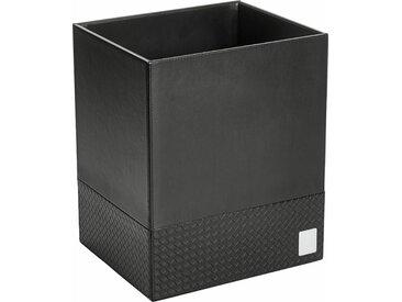 Joop Papierkorb BATHLINE (B/T/H): 25/21/30 cm schwarz Büroaccessoires Wohnaccessoires Mülleimer