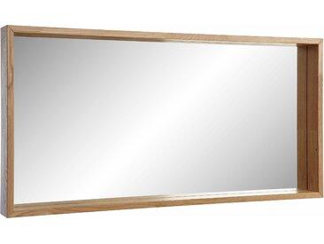 Guido Maria Kretschmer Home&Living Wandspiegel Como, quer und waagerecht aufhängbar B/H/T: 50 cm x 100 8 beige Spiegel Kleinmöbel Nachhaltige Möbel