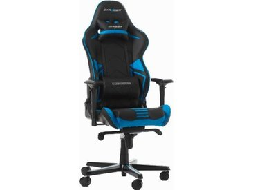 DXRacer Gaming Chair Einheitsgröße blau Chefsessel Bürostühle Büromöbel Stühle