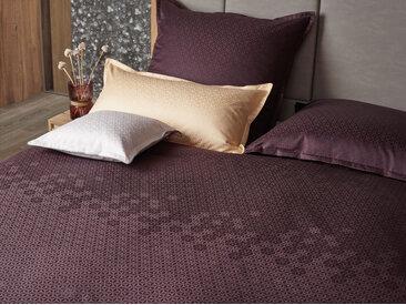 CB1882 Bettbezug Asanoha, (1 St.), Muster japanische Hanfblüte B/L: 240 cm x 220 beige Mako-Satin-Bettwäsche Bettwäsche nach Material Bettwäsche, Bettlaken und Betttücher