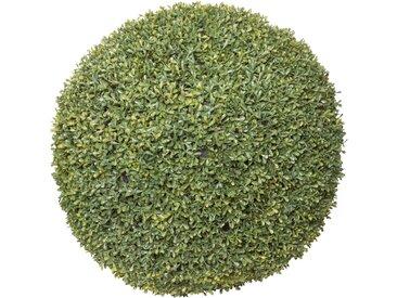 Botanic-Haus Kunstbaum Buchskugel Ø 60 cm grün Künstliche Zimmerpflanzen Kunstpflanzen Wohnaccessoires