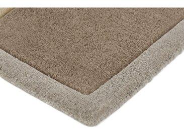 Hochflorteppich 6, ca. 190/290 cm grau Shaggy-Teppiche Hochflor-Teppiche Teppiche