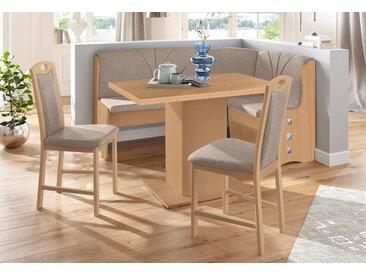 my home Eckbankgruppe Paris Art Einheitsgröße beige Sitzbänke Nachhaltige Möbel