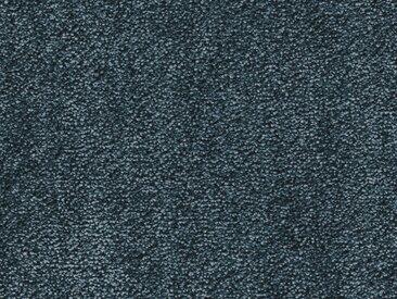 Vorwerk Teppichboden SUPERIOR 1064, rechteckig, 11 mm Höhe, Soft-Glanz-Saxony, 400/500 cm Breite B: 400 cm, 1 St. blau Bodenbeläge Bauen Renovieren