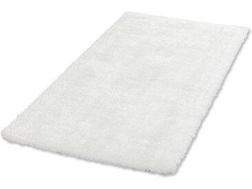 SCHÖNER WOHNEN-Kollektion Hochflor-Teppich Heaven, rechteckig, 50 mm Höhe, besonders weich durch Microfaser, Wohnzimmer 4, 160x230 cm, weiß Schlafzimmerteppiche Teppiche nach Räumen